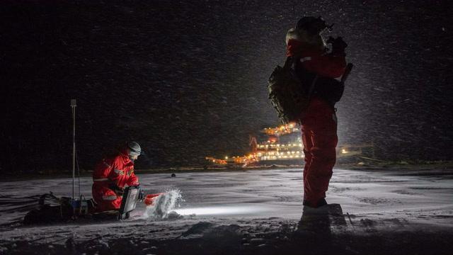 Arctic Drift A Year In The Ice - 2. bölüm