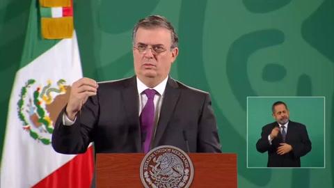México y EEUU plantean acuerdo regional para detener migración ilegal
