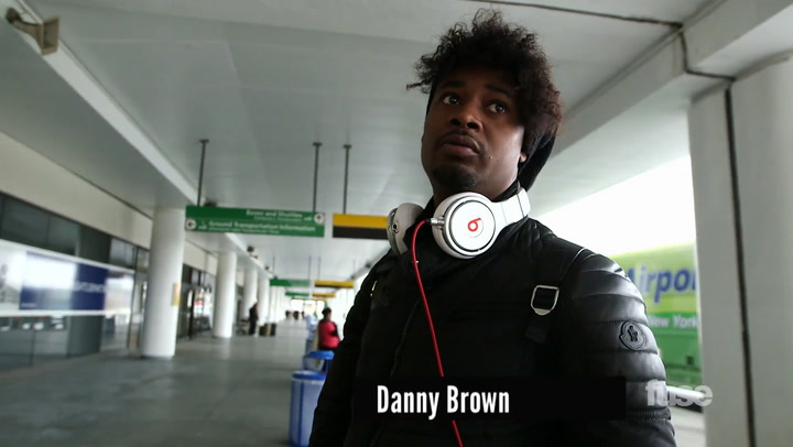 Interview: Danny Brown Talks Sleigh Bells, Arcade Fire While Walking Around NYC