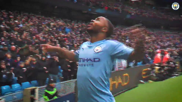 Raheem Sterling's resurgence under Pep Guardiola