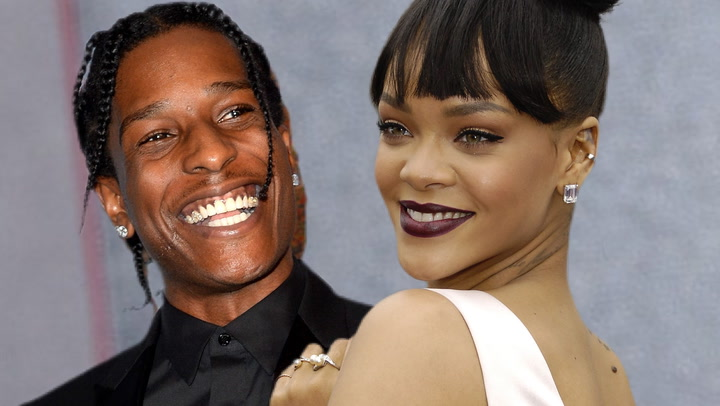 Rihanna Goes On A Bowling Date With A$AP Rocky In NYC