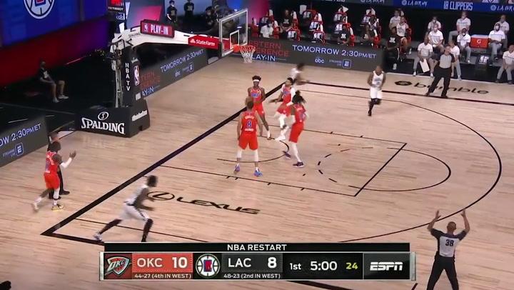 Terance Mann (Clippers), el más destacado de la jornada de la NBA