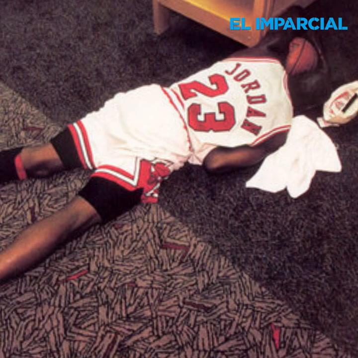 El agridulce día del padre de Michael Jordan