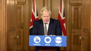 Segundo confinamiento en Inglaterra, Eslovaquia inicia pruebas masivas