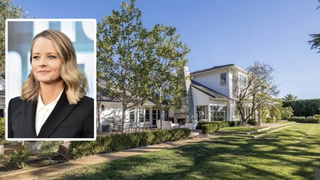 Peep at Jodie Foster's Lovely Beverly Hills Home, Listed for $15.9M