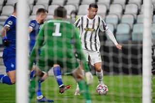 Juventus supera al Dinamo Kiev y Cristiano Ronaldo llegó a 750 goles