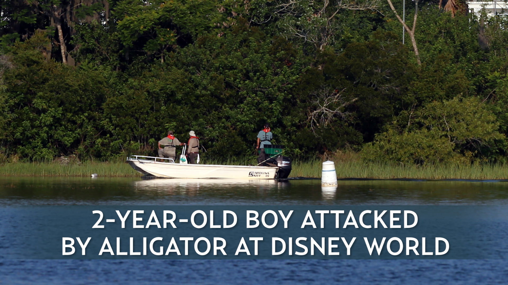 Parents Of Boy Killed By Alligator Wont Sue Disney