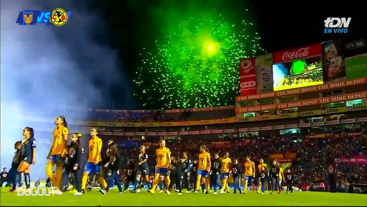 Club América Femenil Beat Tigres Femenil On Penalties