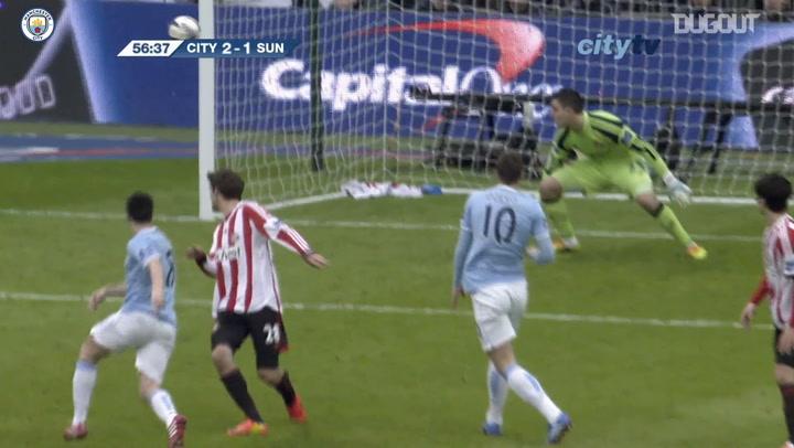 Manchester City's League Cup triumphs
