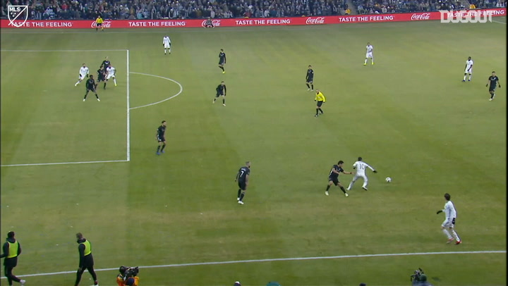 Incredible Goals: Sebastián Blanco Vs Sporting KC