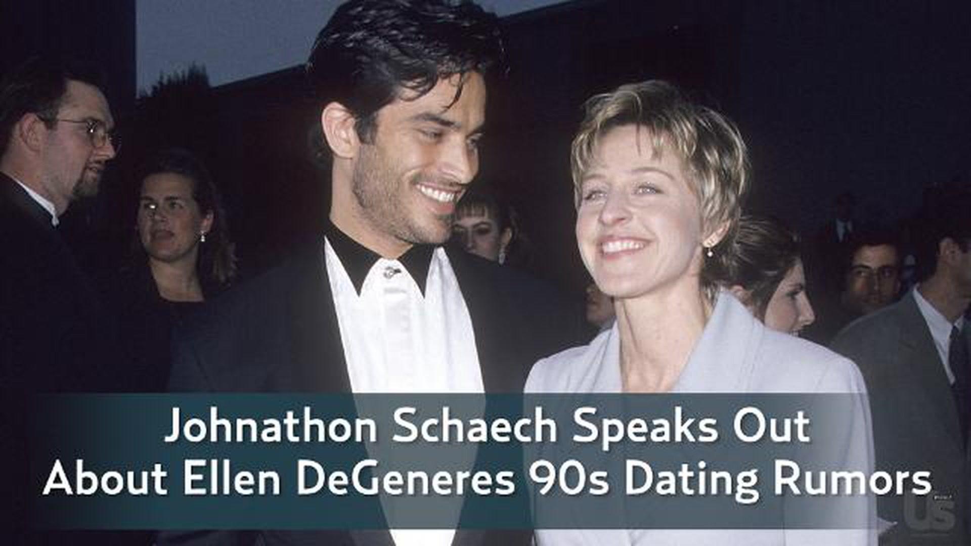 Ellen degeneres dating app