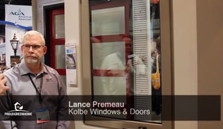 IBS video: New Passive House window available in custom options