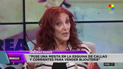 Déborah Ramos: Le pido a Andrea del Boca un acto de bondad y que diga la verdad