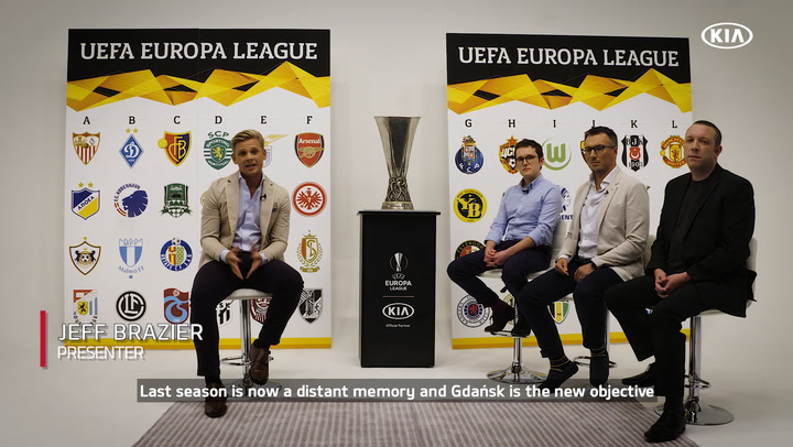 UEFA Europa League Spotlight Driven by Kia - Group Stage Preview