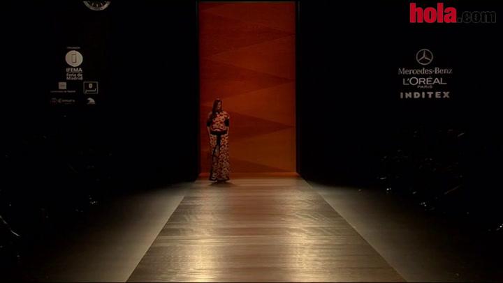 Fashion Week Madrid otoño-invierno 2014-2015: Juanjo Oliva