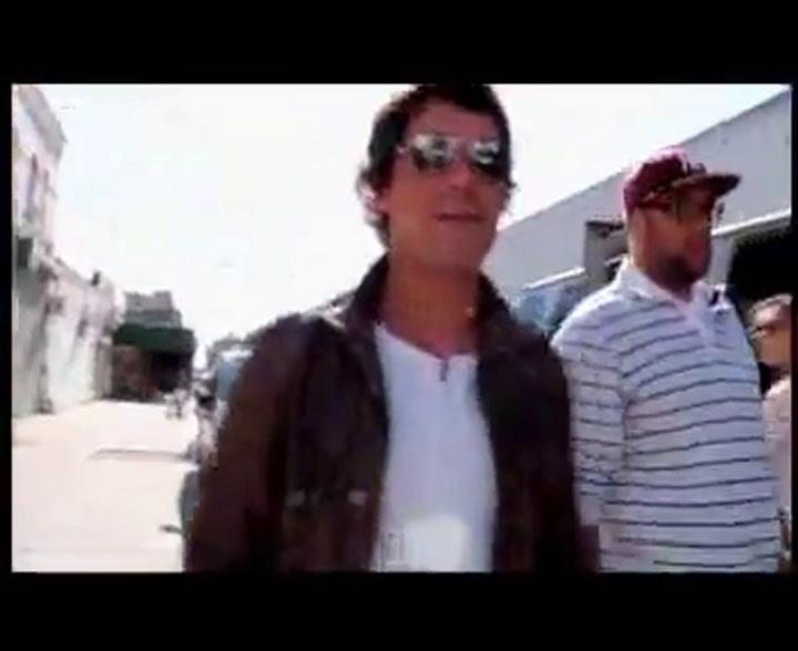 Así se grabó el último vídeo de Alejandro Sanz y Alicia Keys