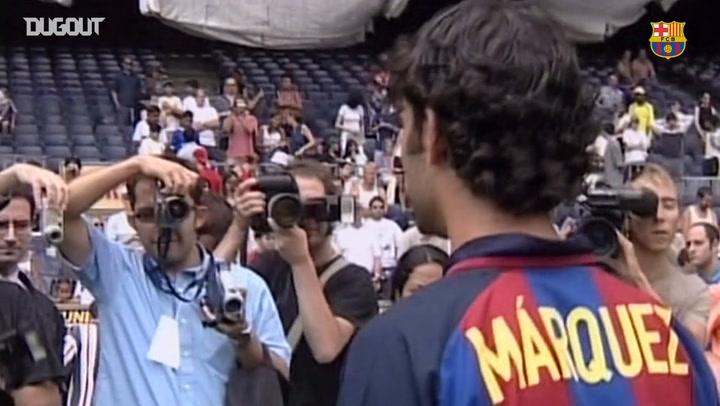Best Defenders: Rafael Márquez