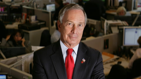 Bloomberg to Pour Millions  into Dem Midterms
