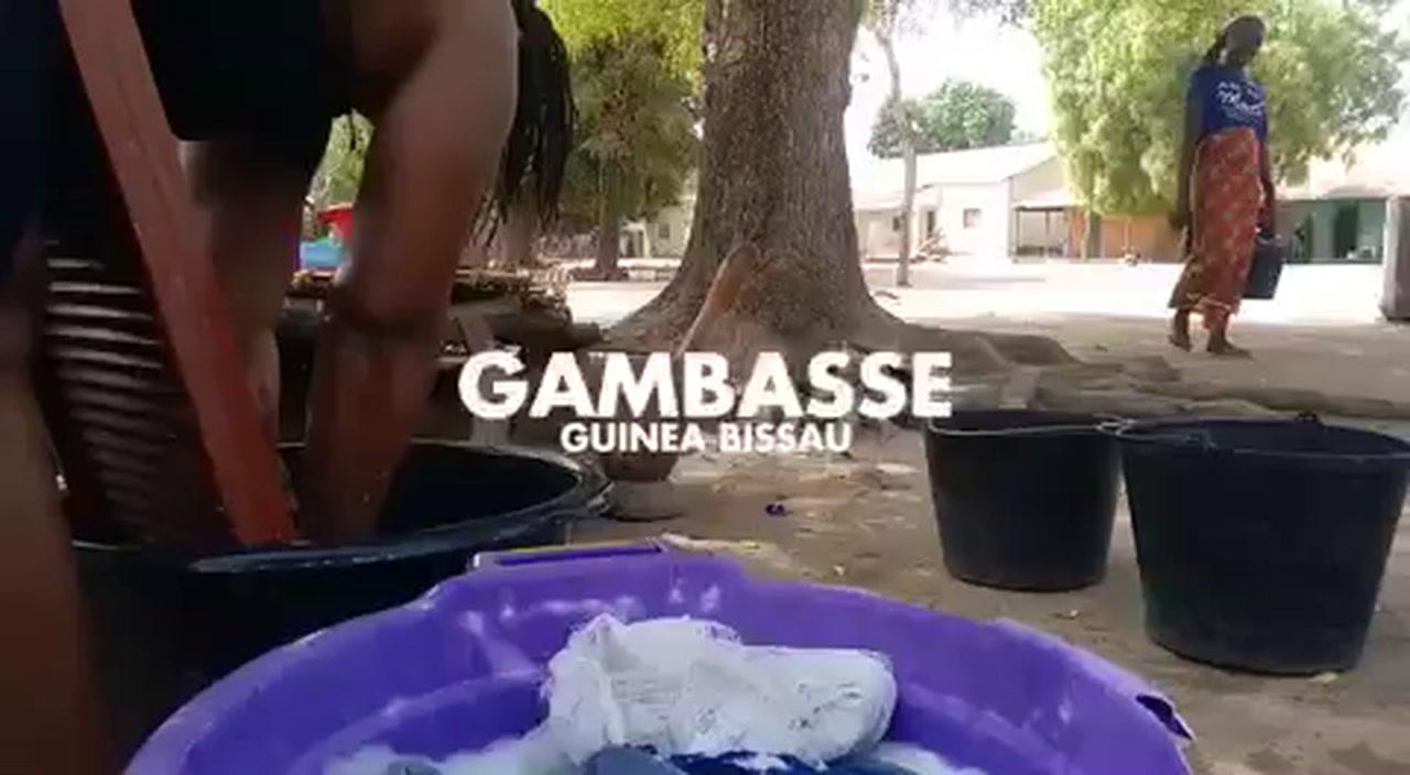 Asociación Furgoneta Solidaria en Guinea Bissau