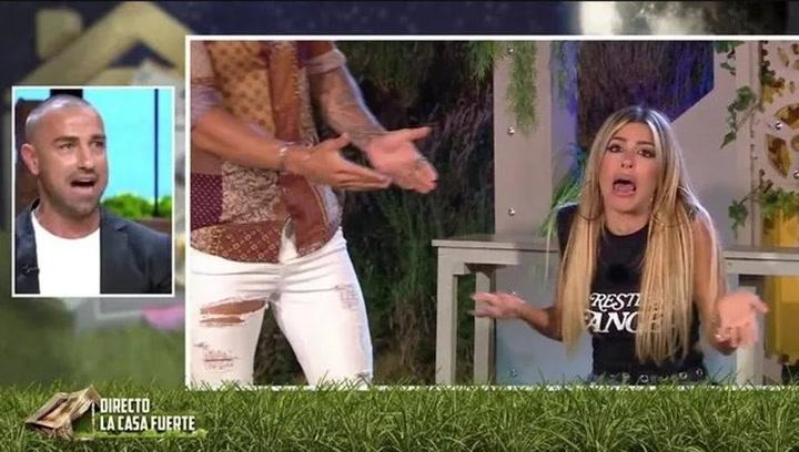 """Rafa Mora estalla contra Oriana Marzoli: """"¡Me río en tu cara!"""""""