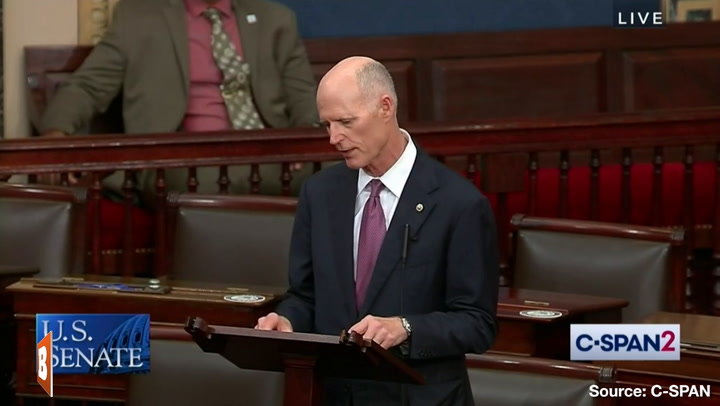 Sen. Rick Scott: We Are in Cold War with Communist China — Stop Buying Their Goods