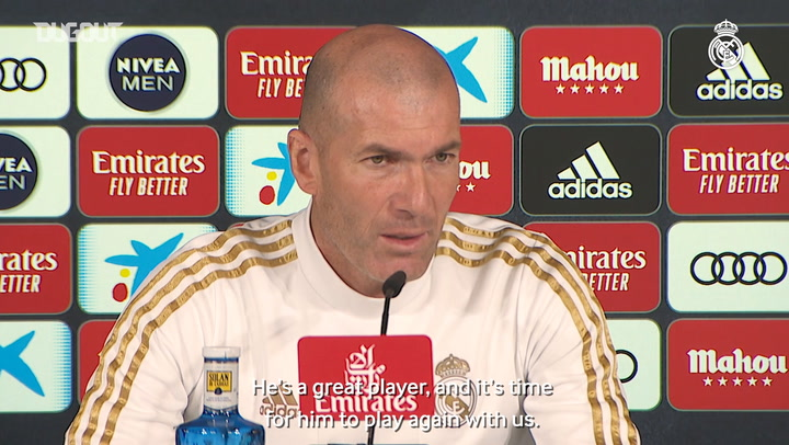 Zidane: 'The key against Celta is that we keep up the same levels of focus and intensity'