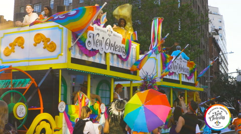 New Orleans goes to WorldPride