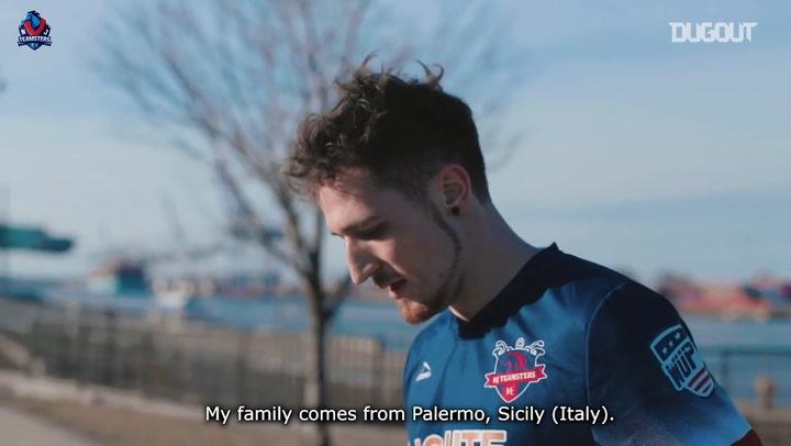 Francesco Paolo Campo's story