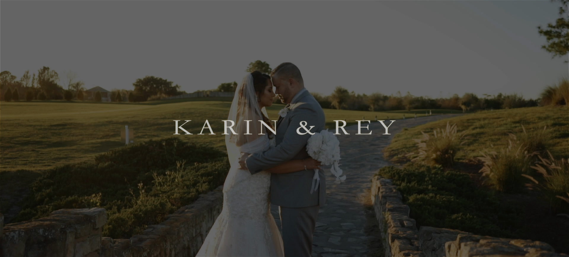 Karin + Rey | St. Cloud, Florida | The Royal Crest Room