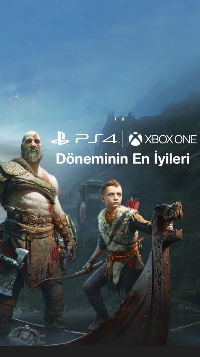IGN - PS4 / Xbox One Jenerasyonunun En İyi Oyunları