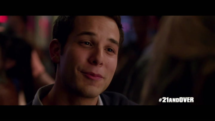 21 And Over - Trailer No. 1