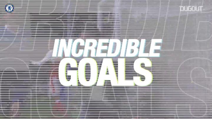 Incredible Goals: Eden Hazard Vs Arsenal