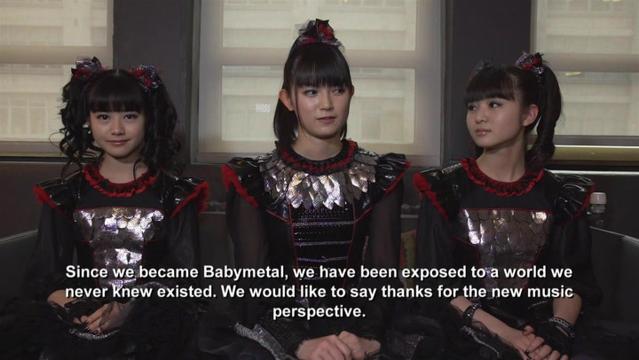 How Babymetal Celebrates Mother's Day