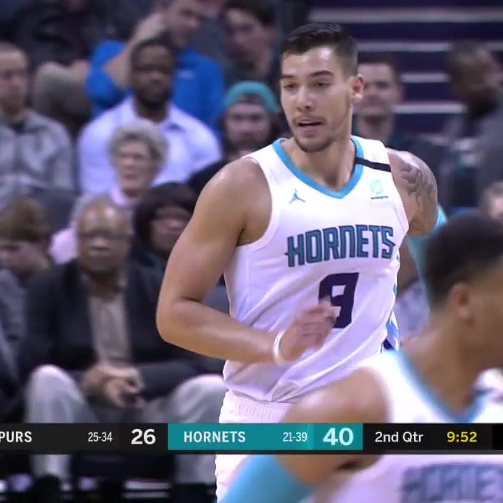 Willy Hernangomez sigue creciendo en la NBA