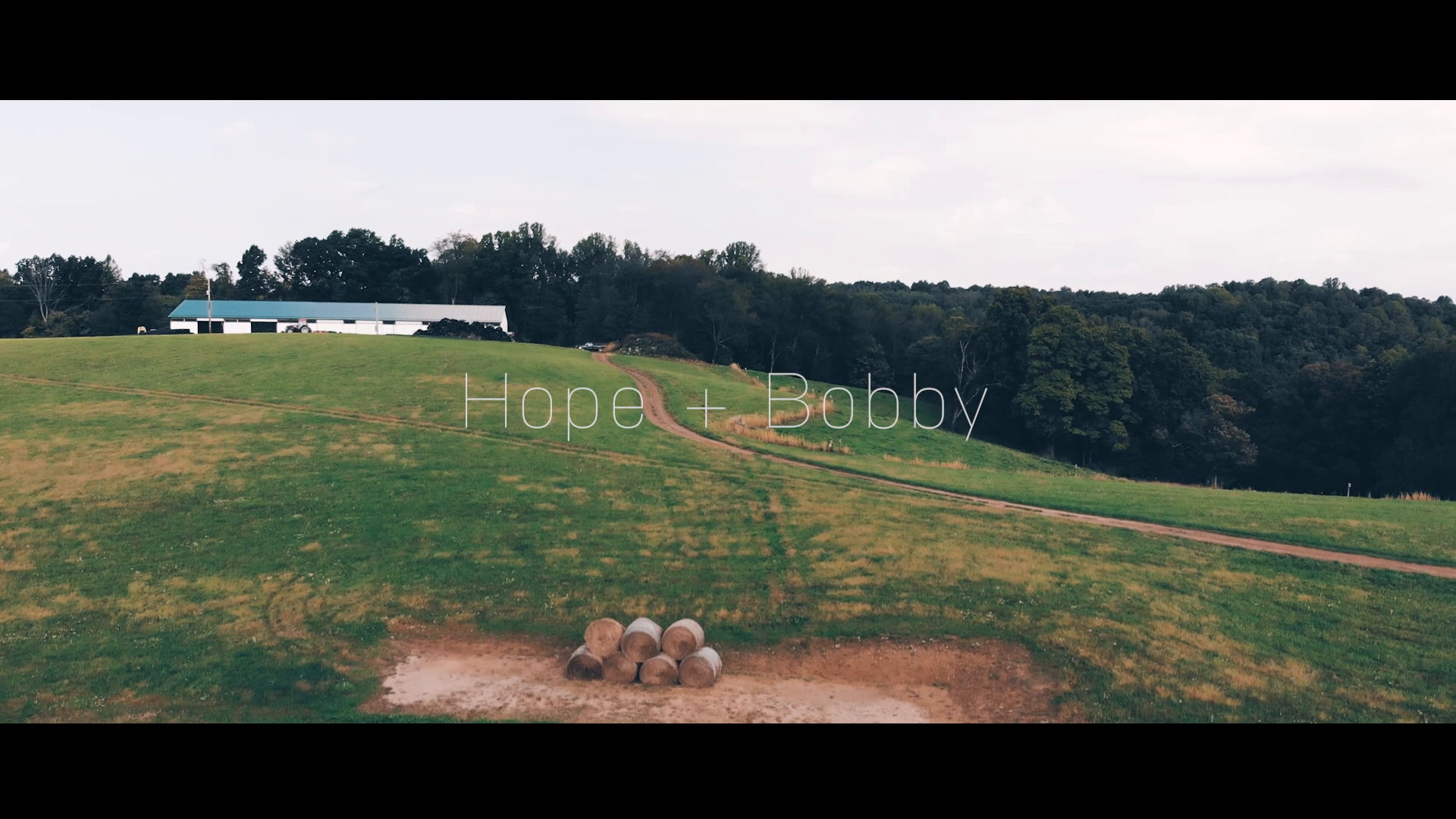 Hope + Bobby | Scio, Ohio | Diamond Lake Event Barn