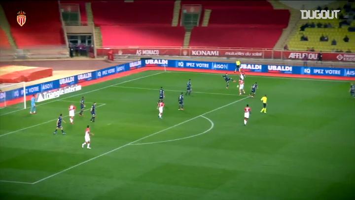 Ruben Aguilar's best AS Monaco moments so far