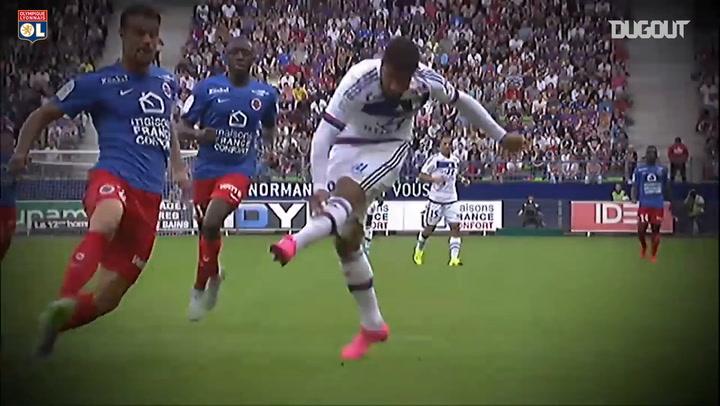 Hat-Trick Heroes: Nabil Fekir Vs Caen