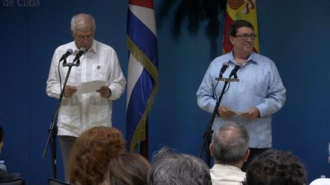 España protegerá sus inversiones en Cuba bajo riesgo de demanda en EEUU