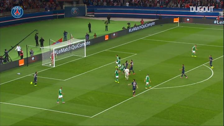 Zlatan Ibrahimovic's best goals against Saint-Etienne