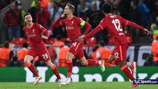 Liverpool viene de atrás y le remonta al Milan en un verdadero partidazo en la Champions