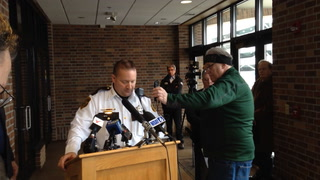 Paul Laney 2/11/16 news conference