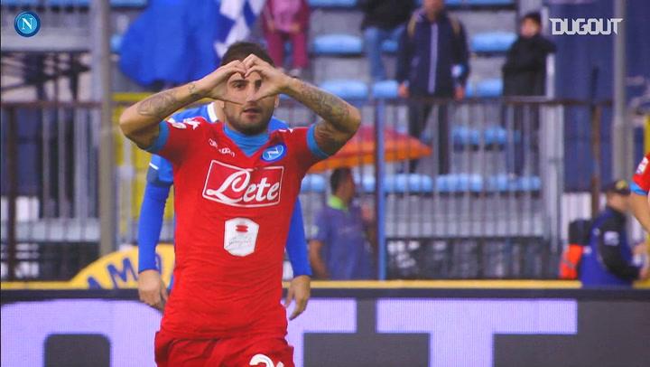 Lorenzo Insigne's best goals for Napoli