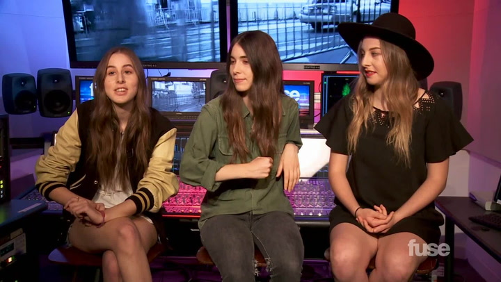Interviews: Fuse Favorite: Haim Interview