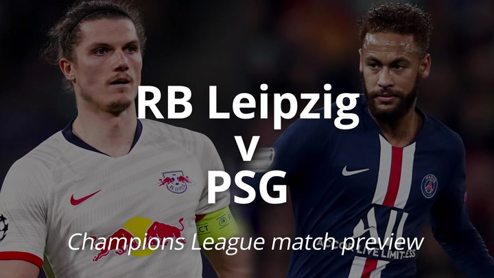 Psg Vs Rb Leipzig Champions League Preview Trending Indy100 Video