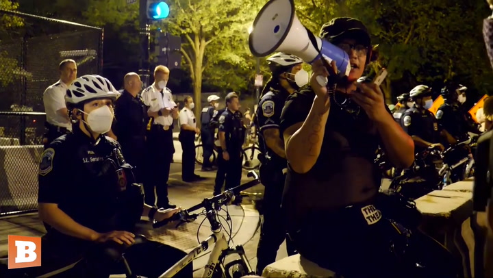 D.C. Protesters Vow to Continuously Make Police Lives Miserable