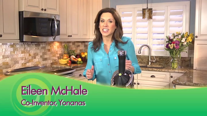 Preview image of Yonanas Elite Healthy Dessert Maker video