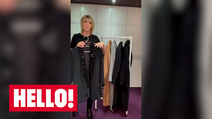 Ruth Langsford thanks fans for support with QVC range