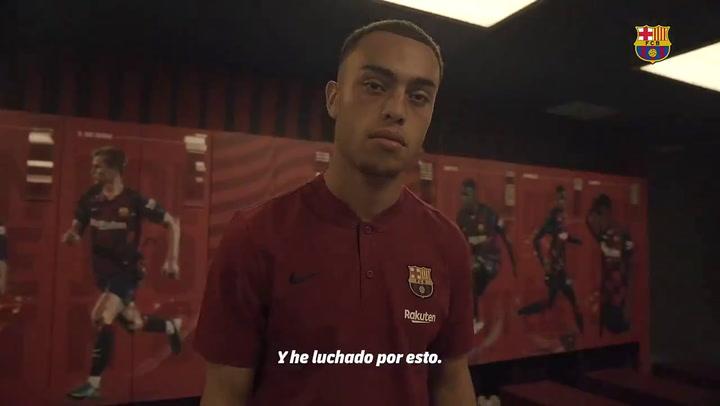 OFICIAL: ¡Dest ya es jugador del Barça!