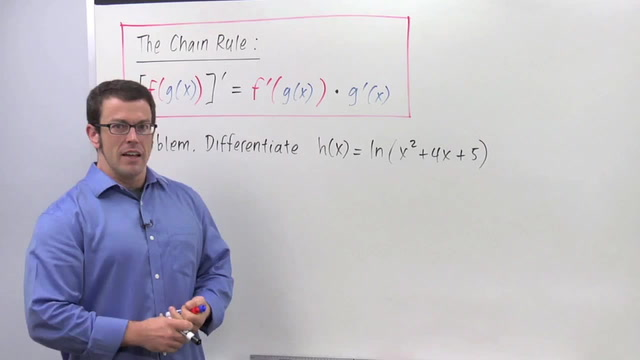 The Chain Rule - Problem 3