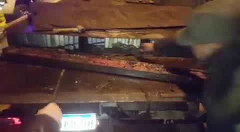 Gendarmería secuestró  700 kilos de cocaína en cercanías de Venado Tuerto